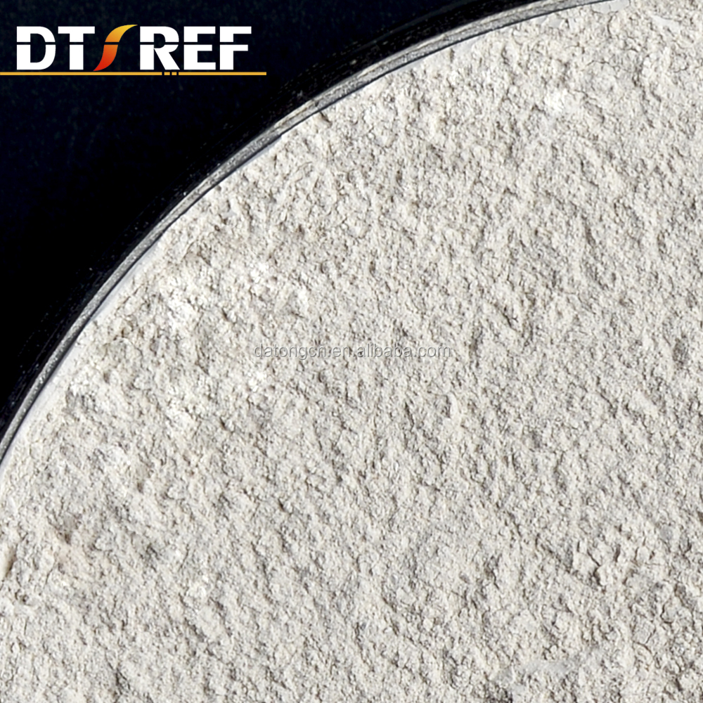 High Temperature High Alumina Refractory Castable Cement Factory for Sale