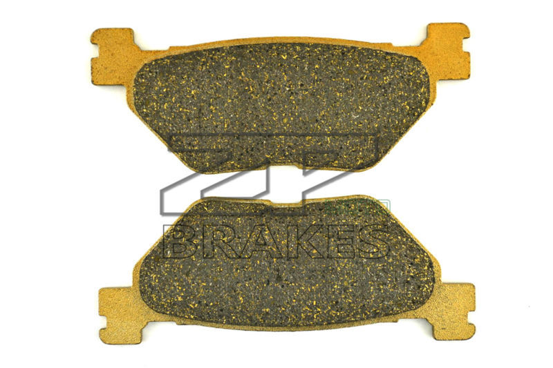 Motorcycle Organic Brake Pads For HYOSUNG GV 650 2004-2005 Rear OEM New High Quality Free shipping