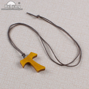 Tau Cross Necklace