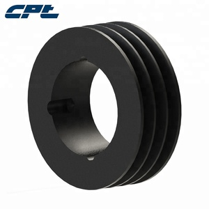 SPZ95-03 black E-coat small pulley wheels for sale