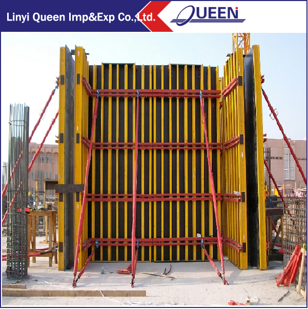 best quality reusable formwork and used beams formwork timber from china