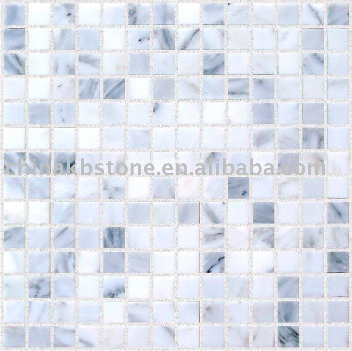 Marble Mosaic Alibaba China Walls White Tile