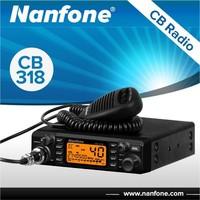 Nanfone CB-318 big LCD display dual channel standby cb radio vehicle cb radio