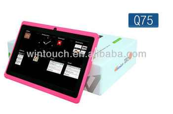 wintouch tablet q75 usb driver