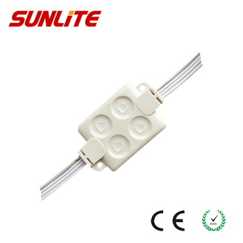 5050 RGB LED Module/ 1.44w led module/ tri-color sign led module