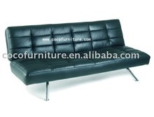 leather sofa bed 2180#