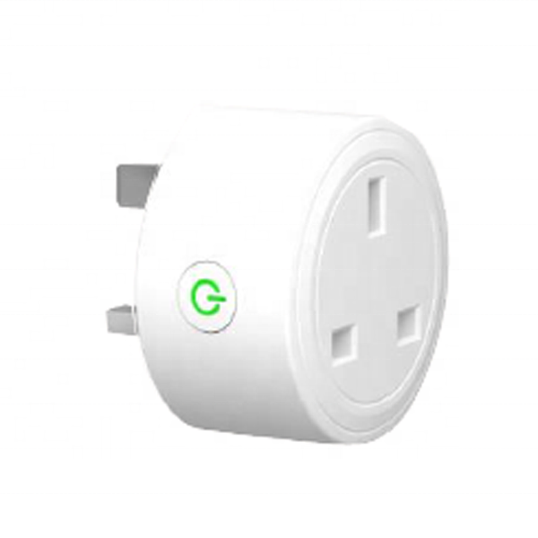 2.1a Smart Wifi socket Home power meter socket UK wireless control <strong>plug</strong> with socket app alexa