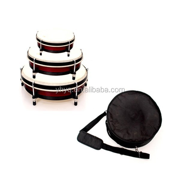 percussion educational instruments marching snare drum with nylon bag