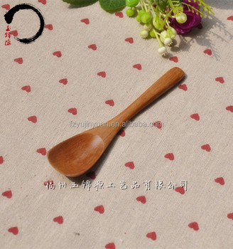 Wholesale Bulk Wooden Soup Spoon And Fork Baby Edible Cutlery Red Caviar Household Wood Design With Logo Craft Custom Buy Wooden Spoonbaby