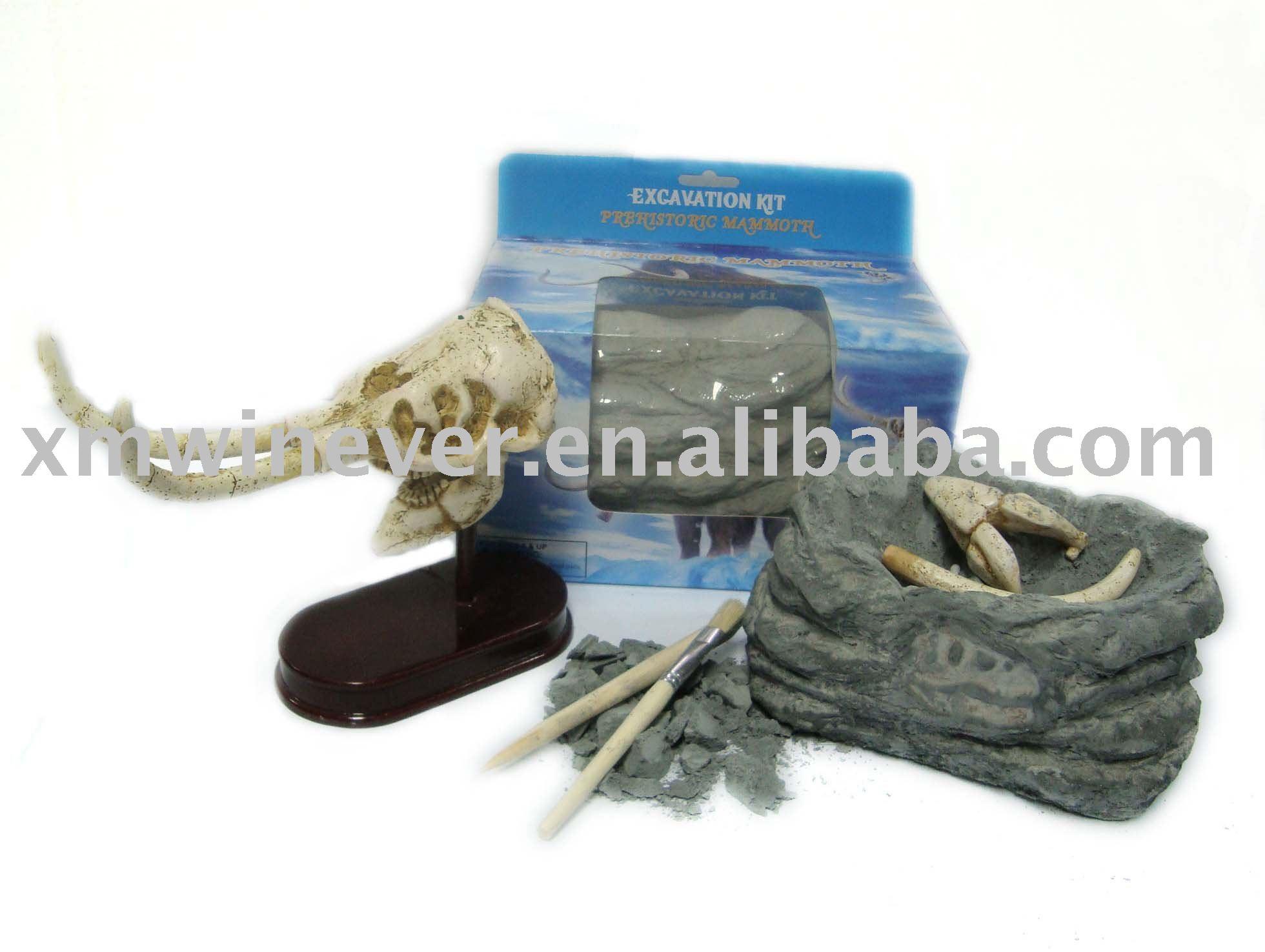 992e428ee0477 Kit De Escavação