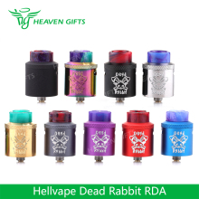 New 2017 High Vapor E-cigarette 24mm Hellvape Dead Rabbit RDA