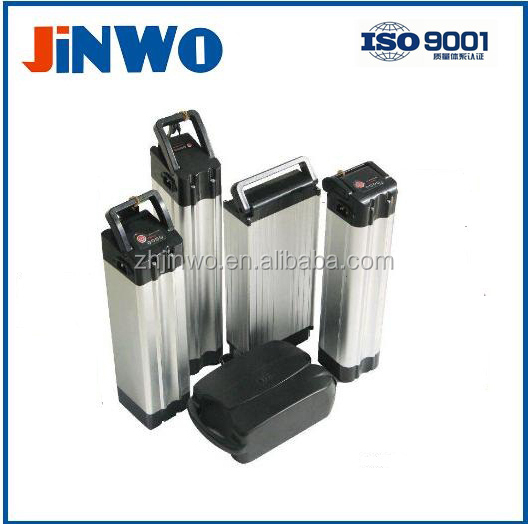 High Performance Electric Bike Battery 48V 10Ah With Rear Luggage Carrier Rack Case E bike Lithium ion Battery 48V 10Ah
