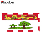 FLAGOLDEN OEM ODM nylon flags high quality printing flag