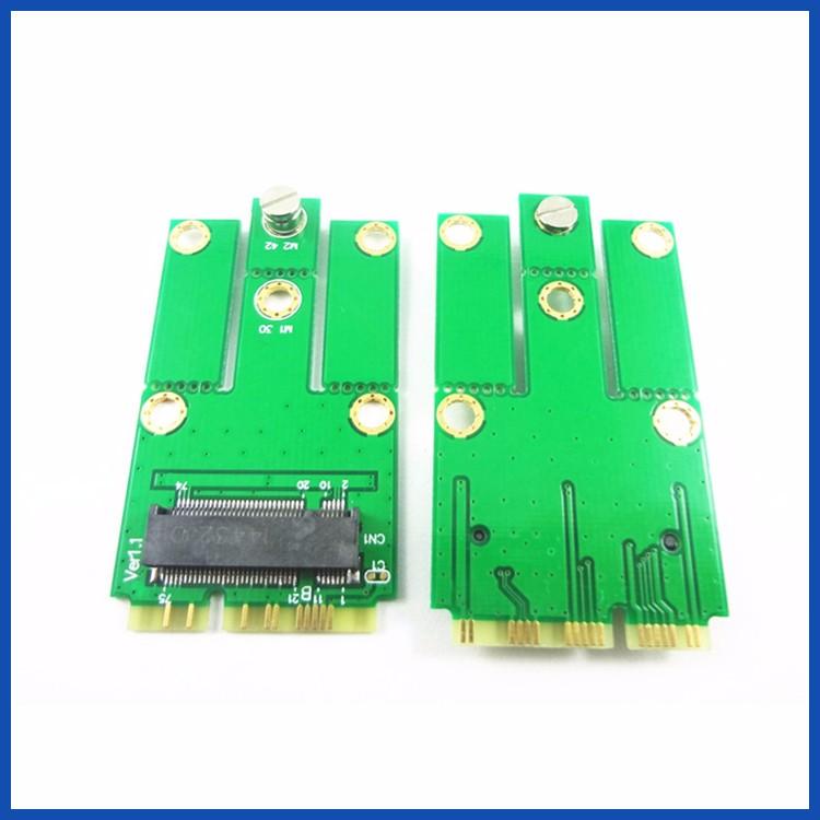 For Wifi/wlan + Bluetooth Card Sminipci Express To M 2 (ngff) (usb) Adapter  - Buy For Wifi/wlan + Bluetooth Cardsminipci Express To M 2 (ngff)