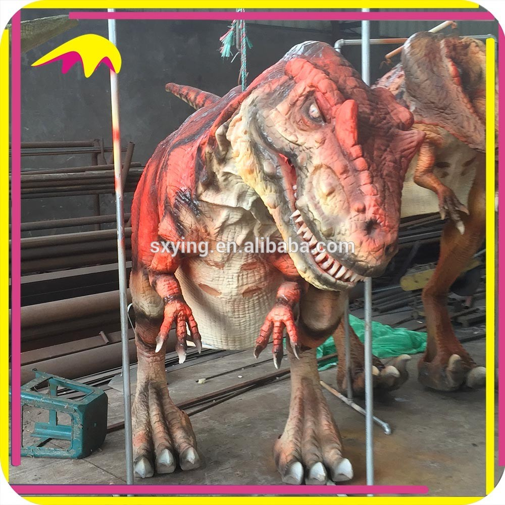 KANO1510 Jurassic World Animated Realistic Dinasour Costume
