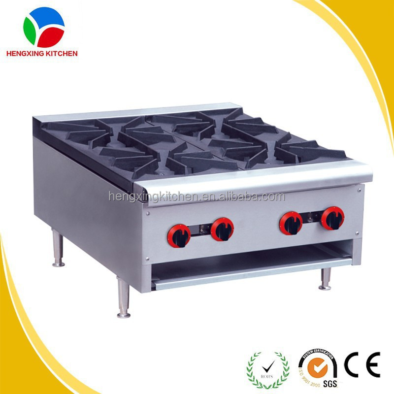 2016 hot sale 4 burner gas stove/gas stove burner/gas stove parts for sale