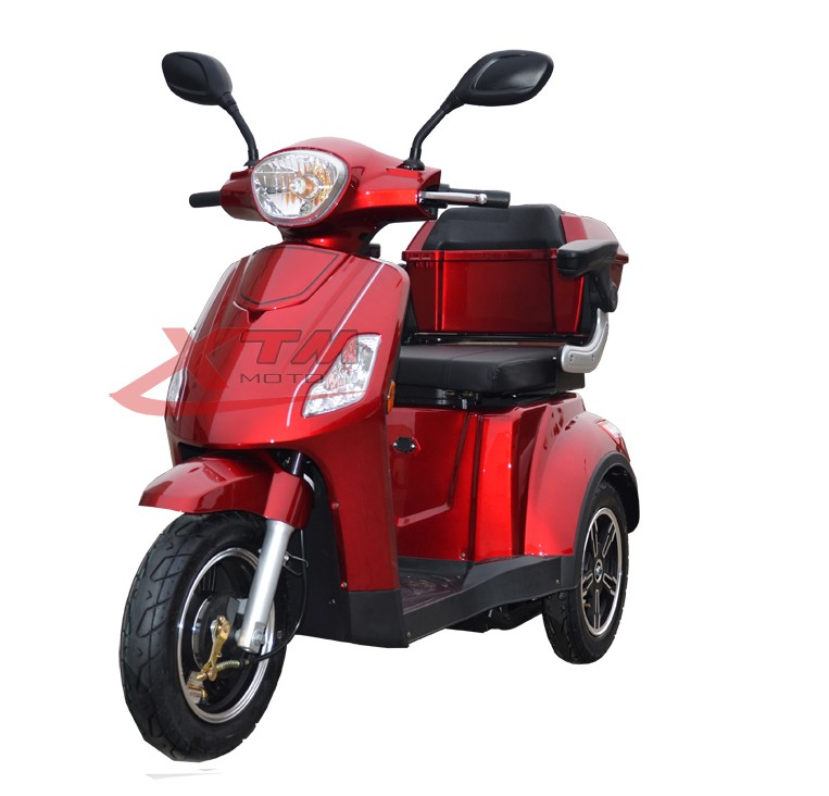 Where can Adult electric three wheel scooters accept. opinion