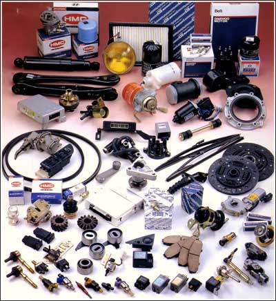 Auto Spare Parts For Korean Cars (mobis & Oem Spear Parts For ...