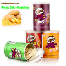 China Supplier Paper Cylinder Potato Chips Packaging of Lays Potato Chips
