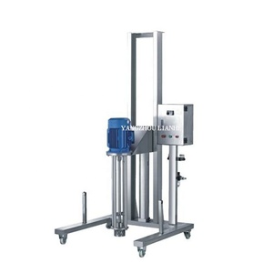 Pneumatic Lifting Paint High Speed Disperser for Hydraulic Lifting Mixer