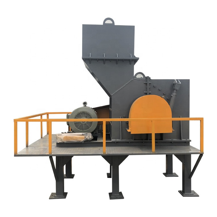 Hot Selling Waste Electric Motor Rotor <strong>Scrap</strong> Crushing Recycling Machine