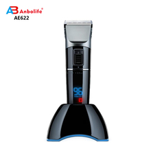 싼 LED display Li-ion 배터리 most 경제 competitive price hair clipper