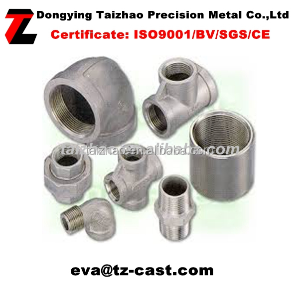90 degree elbow pipe/ 304 /316 stainless steel pipe fittings stainless steel elbow TZ10
