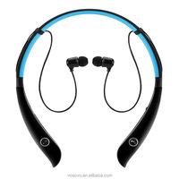 Sport Bluetooth Headset 2016 neckband Ear Piece Earhook Bluetooth Ear Phone