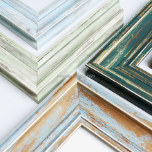INTCO Mat colorful wood effect Wall decorative for Mirror frame ,art frame and photo frame mouldings
