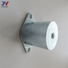 OEM metal deep drawing sanitary pipe end cap