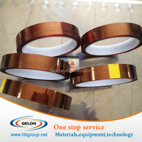 High temperature tape/adhesive/film/paper for lithium ion battery