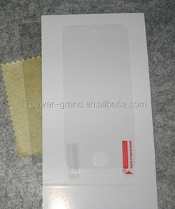 PET super clear Screen protector guard film for Apple iPod Touch 5