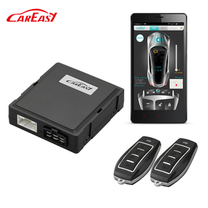 GPS/GSM/GPRS two-way car alarm with remote engine start and car finding function via Smartphone APP