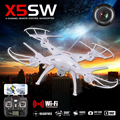 Original Syma X5SW wifi rc drone quadcopter with camera fpv headless axis real time quad copter