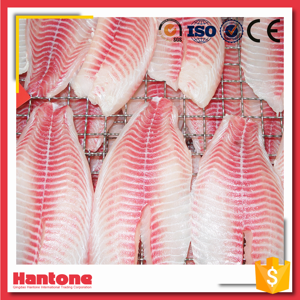 Low Price Frozen Fish Fillet Seafood
