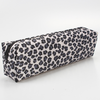 Polyester Smiggle Custom Student Coin Purse Pouch Cosmetic Makeup Bag Kids Pen Pencil Case