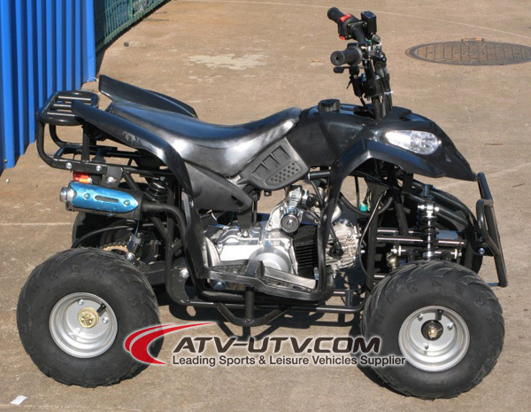 High speed 110cc gas ATV with brushless motor