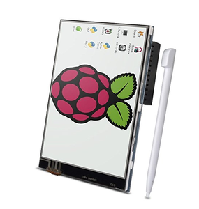 Wholesale 3.5 inch Display Module Touch Screen LCD SPI Interface with Touch Pen for Raspberry Pi 3