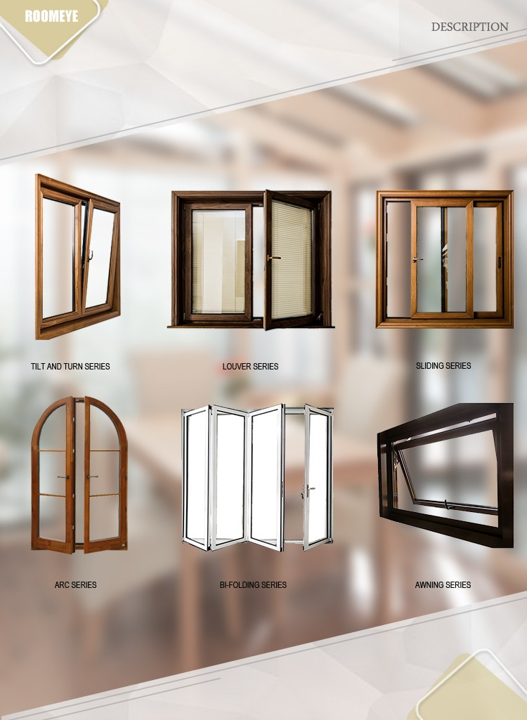 Commercial casement arch windows