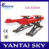 Alibaba express secondary lift machine, scissor lift design, used motorcycle lifts