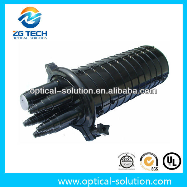 Mechanical Fiber Optic Splice Closure(manufacturer)with splitter