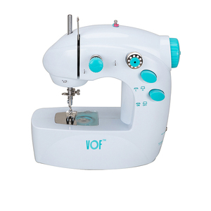 4AA batteries operated mini electric household handy bag sewing machine FHSM-203 light weight