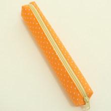 Милый пенал карамельного цвета, кавайная Брезентовая сумка для ручек, Канцелярский мешочек для девочек, подарок, офисные школьные принадле...(Китай)