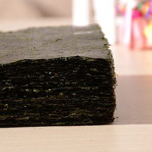 Kosher Nori Sushi Roasted Seaweed Yaki Seaweed Snack with Original Wrapper Wholesale Good Price