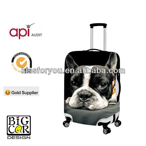 BIG CAR Large cover for luggage,luggage bag cover,zipper luggage covers