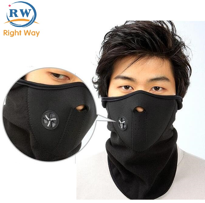 Windproof Dust Half Face Bike Bicycle Riding Face Mask For Sale