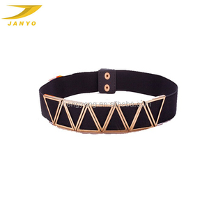 Sexy Ladies Dress Waist Elastic Stretch Belt