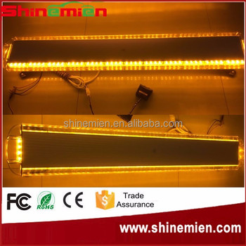 55 1400mm 104w car truck roof flashing emergency light bar 104 led 55quot 1400mm 104w car truck roof flashing emergency light bar 104 led strobe flash warning aloadofball Image collections
