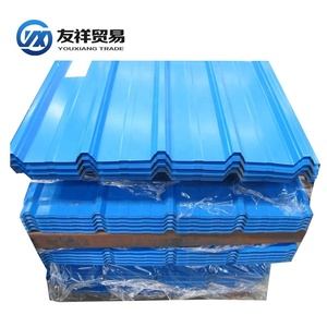 colour coated roofing sheet for home warehouse