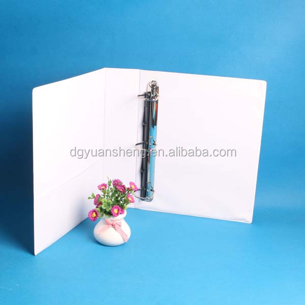 A4 Size Hard Cover File Folder With Plastic Pp Pvc Cardboard ...